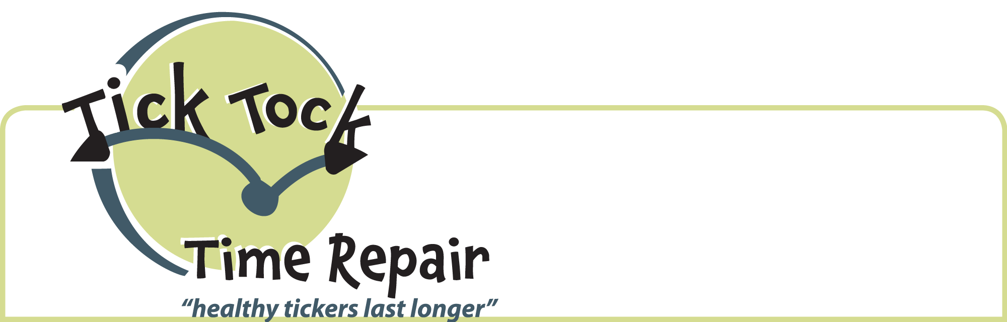 Tick Tock Time Repair